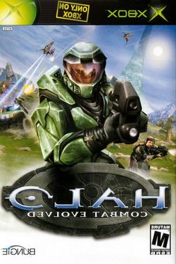 Halo Combat Evolved Xbox Box Art Poster 24x36 inches