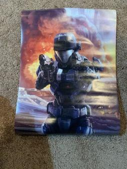 Halo Legendary Loot Crate Kat-B320 Poster Print Noble TECH F
