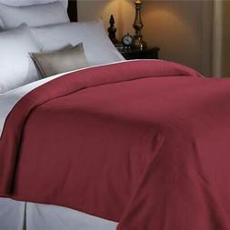 Heated Blanket Electric Fleece 5 heat Settings Sunbeam Multi