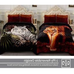 JML 10 Pounds Heavy Plush Soft Blankets for Winter, Korean S