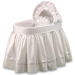 """aBaby Hip Haute Liner Skirt/Hood, White, 13"""" x 29"""""""