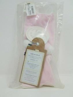 Burt's Bees Hold Me Bee - Pink - Newborn Security Blanket -