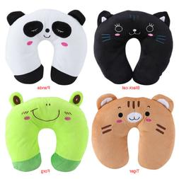 Hot U Style Toy Pillows For Baby Kids Travel Car Seat Neck R