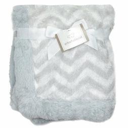 HTF NWT Koala Baby Grey And White Chevron Zig Zag Striped Th