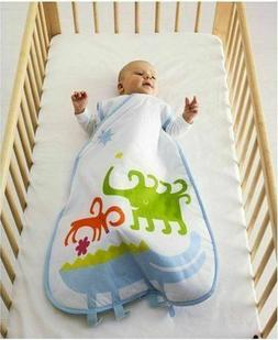 Ikea Baby Wearable Blanket, Light Blue Sleeping Bag Sleep Sa