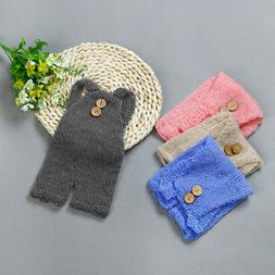 Infant Baby Girl Boy Knit Crochet Clothes Costume Photo Phot
