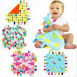 Infant Baby Toddler Kid Child Taggies Brilliant Little Soft