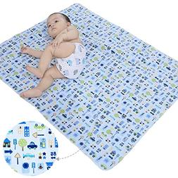 MBJERRY Infant Baby Waterproof Chainging Pads Mattress Pad f