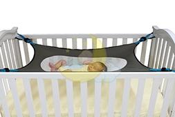 Crescent Womb Infant Safety Bed - Breathable & Strong Materi