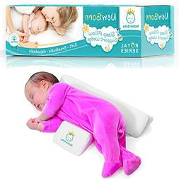 Infant Sleep Pillow for Baby,Adjustable Width by NBISP