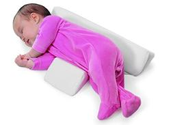Aurelius Infant Sleep Pillow Support Wedge,Adjustable Width