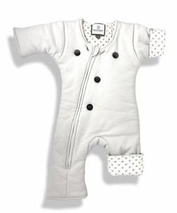 Helps Infants Transition from Swaddle: Sleepsuit/Wearable Bl