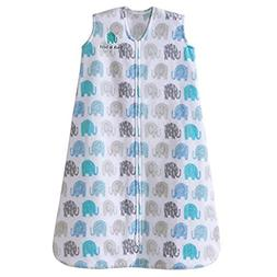 Infant Toddler Baby Sleep Sack Micro Fleece Textured Elephan