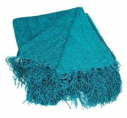 BirdRock Home Internet's Best Chenille Throw Blankets | Te