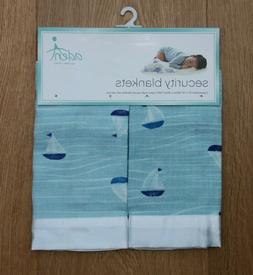 aden by aden + anais Issie Security Blanket, Super Soft 100%
