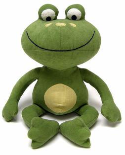 NoJo Jungle Babies Freddie The Frog - Stuffed Animal