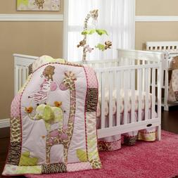 Carter's Jungle Collection 4 Piece Crib Set