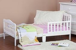 Dream On Me Jungle Friends 4 Piece Toddler Bedding Set