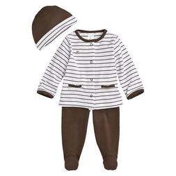 Just One You Made By Carter's Baby Boys' Infant 3pc Pants Se