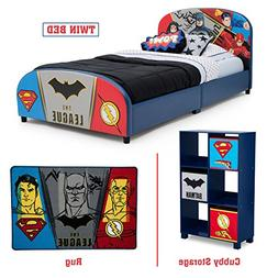 Delta Children – Justice League Twin Furniture Set, 3-Piec