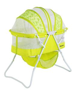 Dream On Me Karley Bassinet, Lime Green