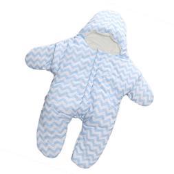 Kids Baby Toddler Swaddle Wrap Blanket Sleeping Bag Sleep Ba