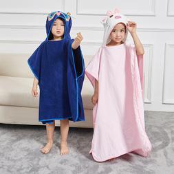 Kids Bath robes pijama <font><b>bee</b></font> Hooded Childr