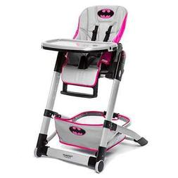 KidsEmbrace Adjustable Folding High Chair, DC Comics Batgirl