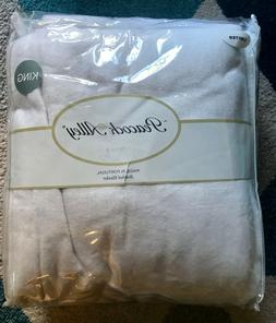 Peacock Alley King Brushed Blanket NEW without tags