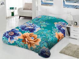 Korean Mink Blanket Queen & King Size 14 Lbs Heavy Thick War