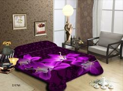 Korean Mink Blanket Queen & King Size 8 Lbs Heavy Duty Thick