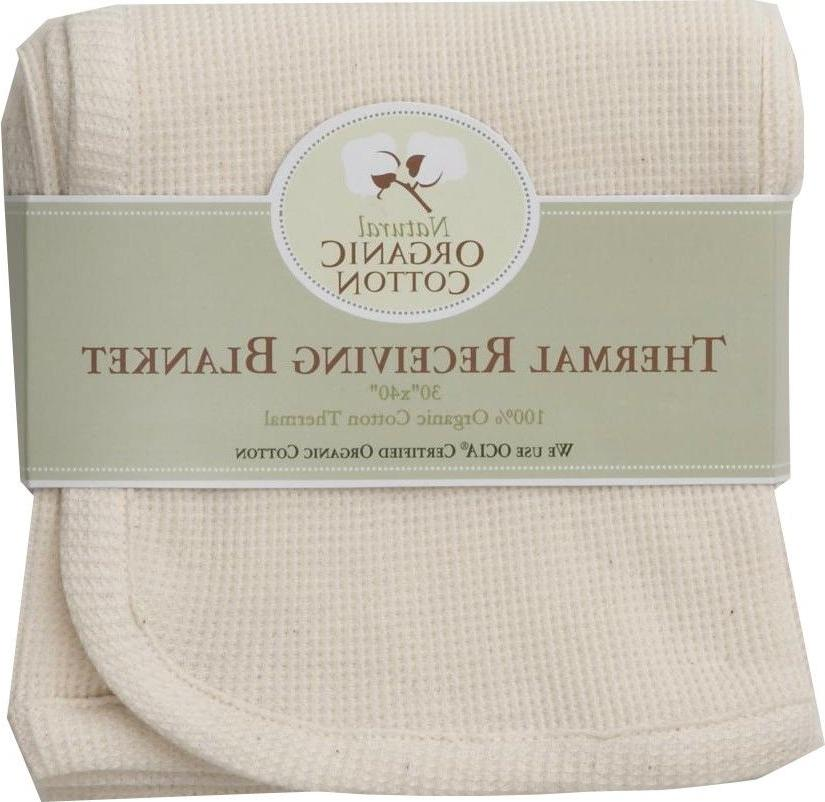 1 tl care organic cotton thermal swaddle