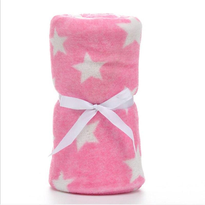 100*75cm <font><b>Baby</b></font> <font><b>Blankets</b></font> Cartoon Soft Comfortable <font><b>Blanket</b></font> Coral Manta Bebe Swaddle Wrap Bedding