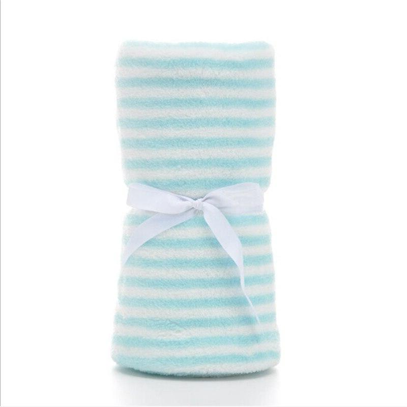 Cartoon Comfortable <font><b>Blanket</b></font> Coral Fleece Manta Bebe Swaddle Wrap Bedding Set