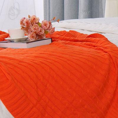100% Blanket Knitted