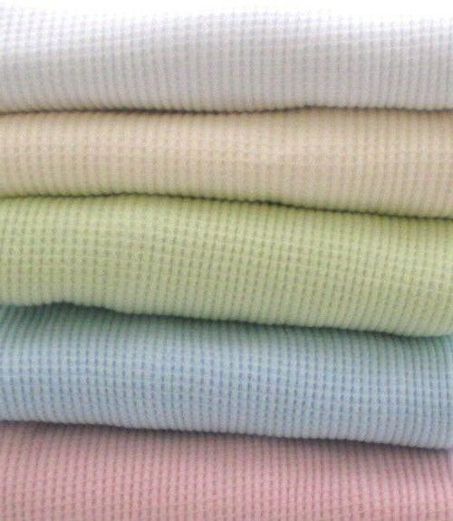 American Baby Company Cotton Thermal Receiving Blankets Newb