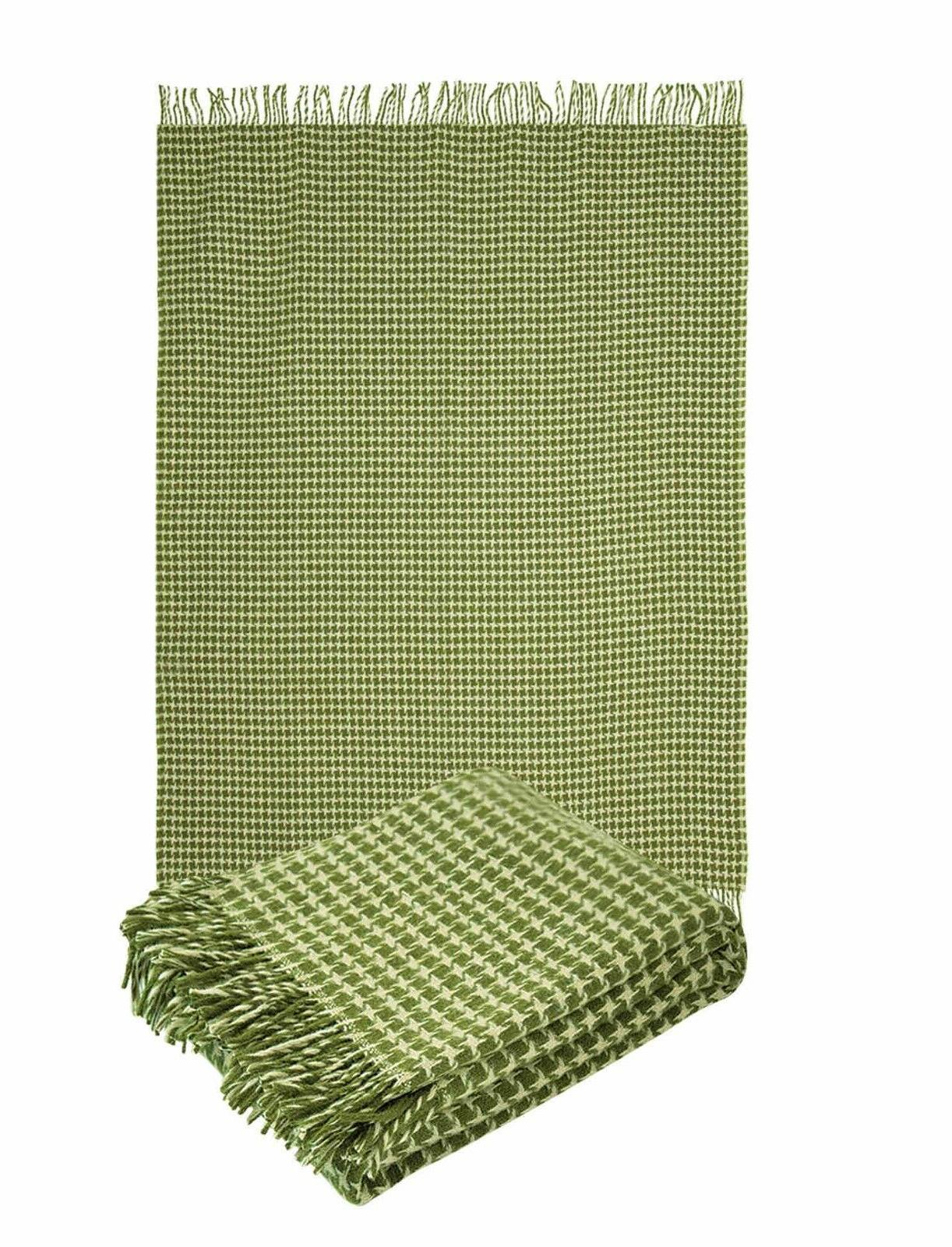 """100% Pure Throw Blanket 55x79""""hounds made in Europe"""