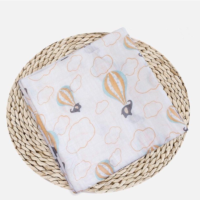 1Pc 100% <font><b>Baby</b></font> Swaddles Blankets Wrap sleepsack Play
