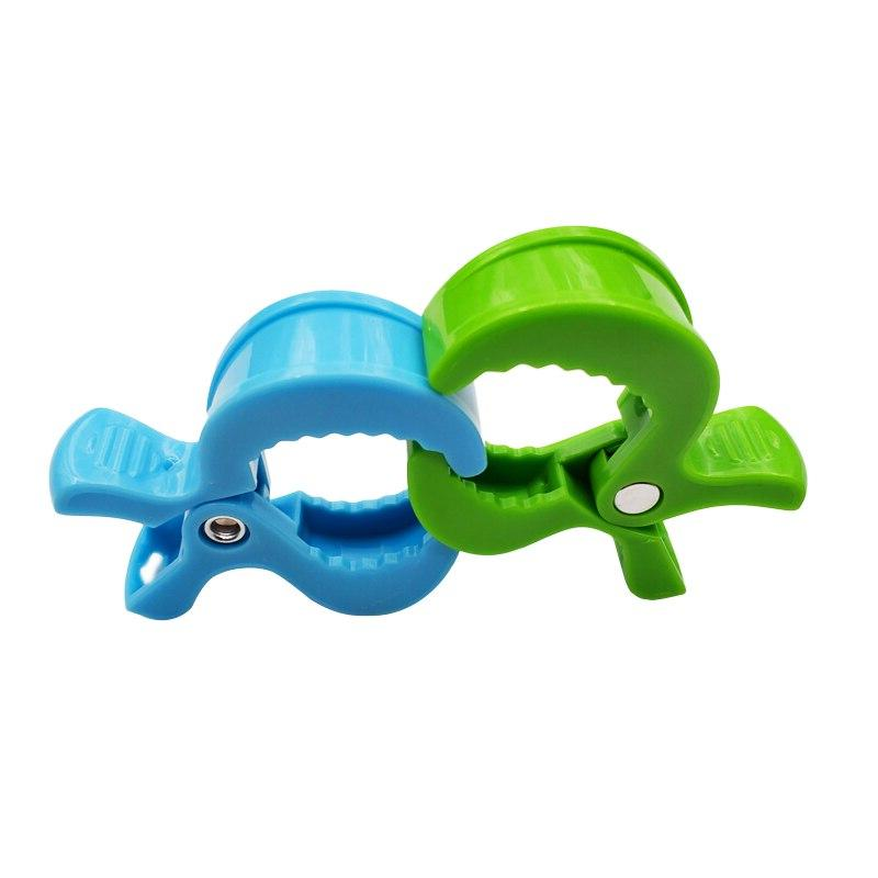 2pc/lot <font><b>Baby</b></font> Colorful Seat Accessories Toy Clip Stroller Peg To Hook Cover <font><b>Blanket</b></font> Mosquito Clips