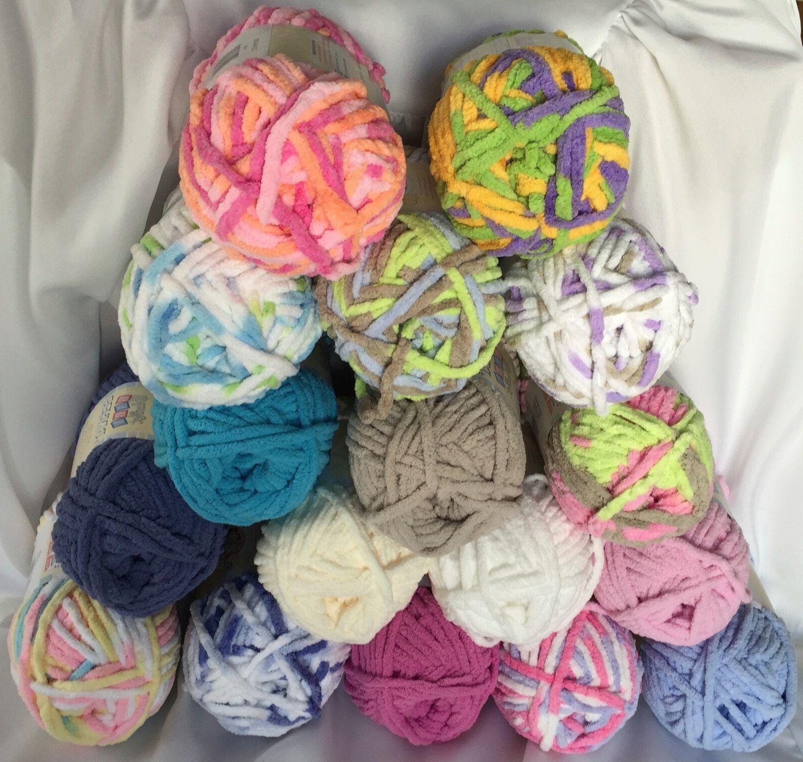 Bernat Baby Blanket Yarn 3.5 oz 100 g Skeins Large Selection