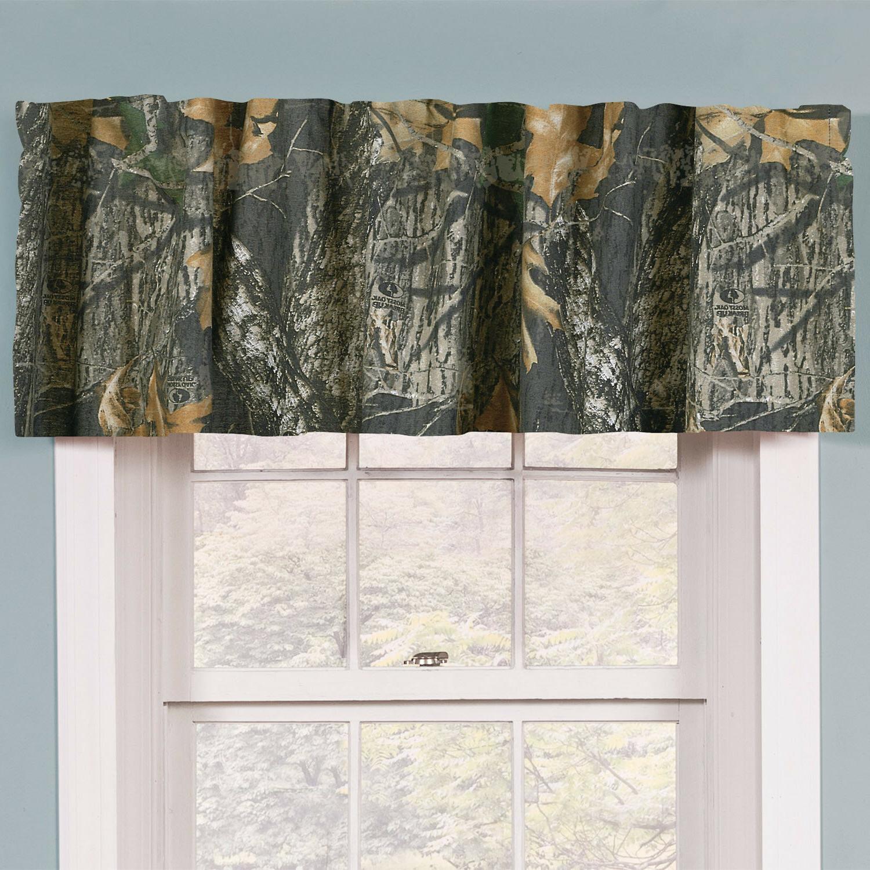 3-5 Camouflage Set Mossy Oak Break Up & Curtains