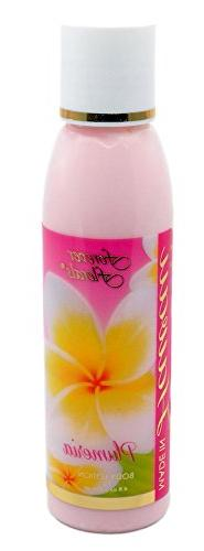 Forever Florals Hawaii Plumeria Body Lotion 4oz