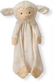 """Huggybuddy Lamb Blanket by Gund Baby 18"""""""