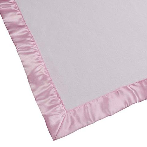 Large Personalized Baby Blanket - 36x36 Trim,