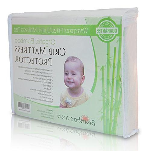 New, Improved and High Quality Organic Bamboo Crib Mattress