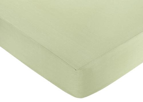 Riley's Roses Fitted Crib Sheet for Baby and Toddler Bedding