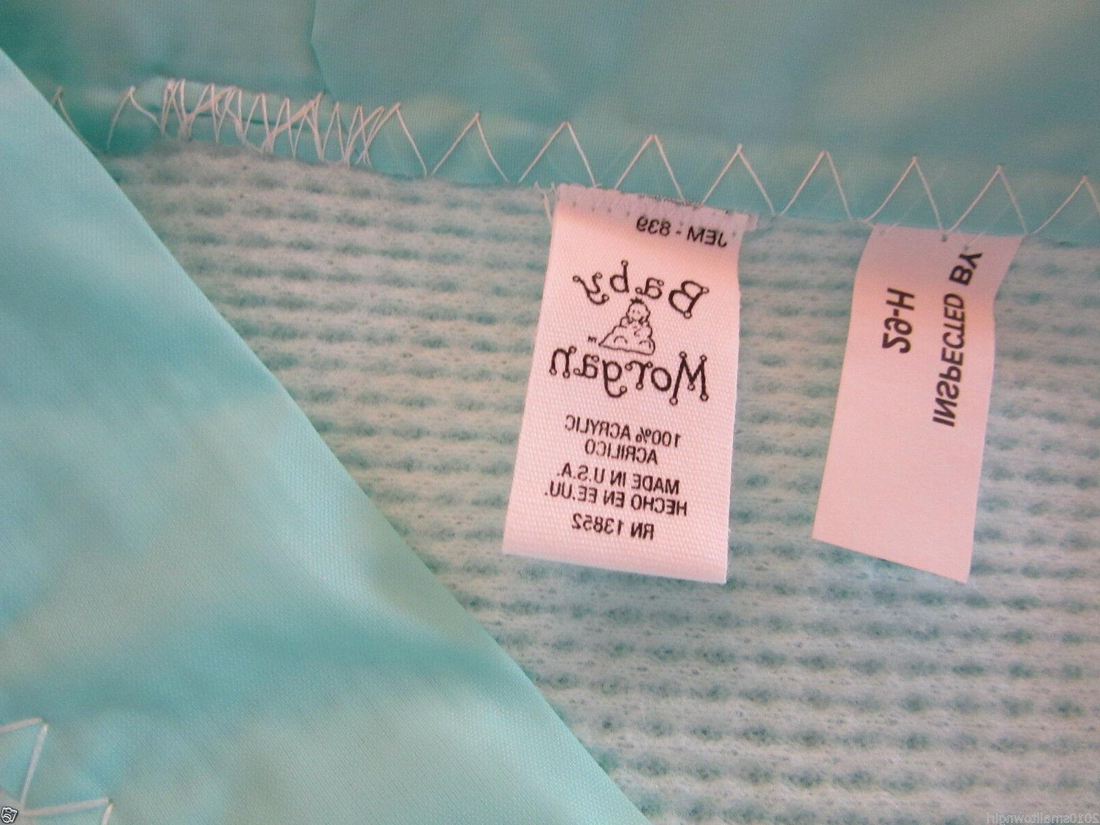 Baby Aqua Blanket