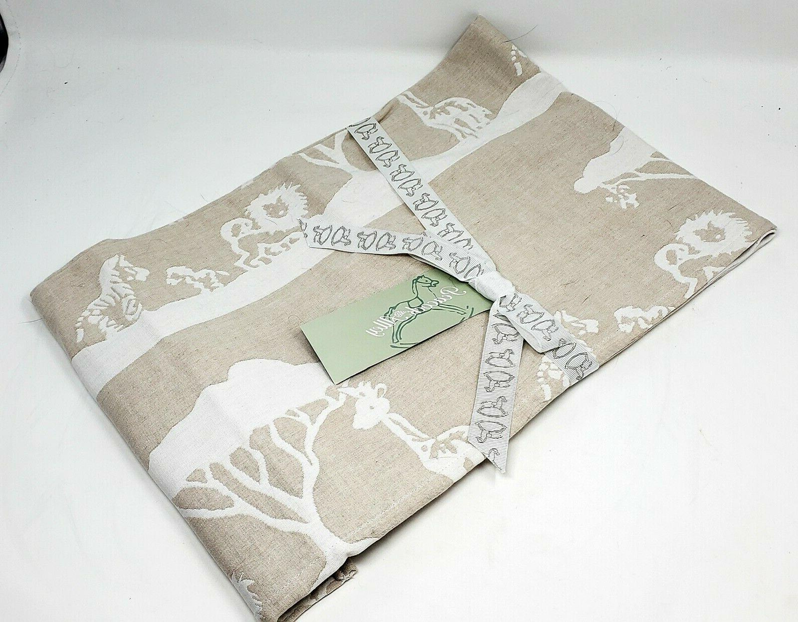 PEACOCK ALLEY Baby * COVERLET JACQUARD MSRP