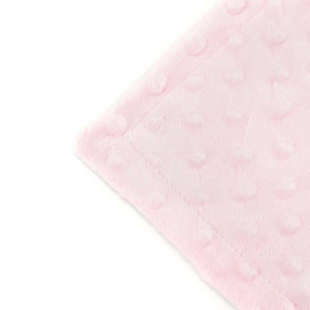 Boritar Blanket/Crib Soft Dotted