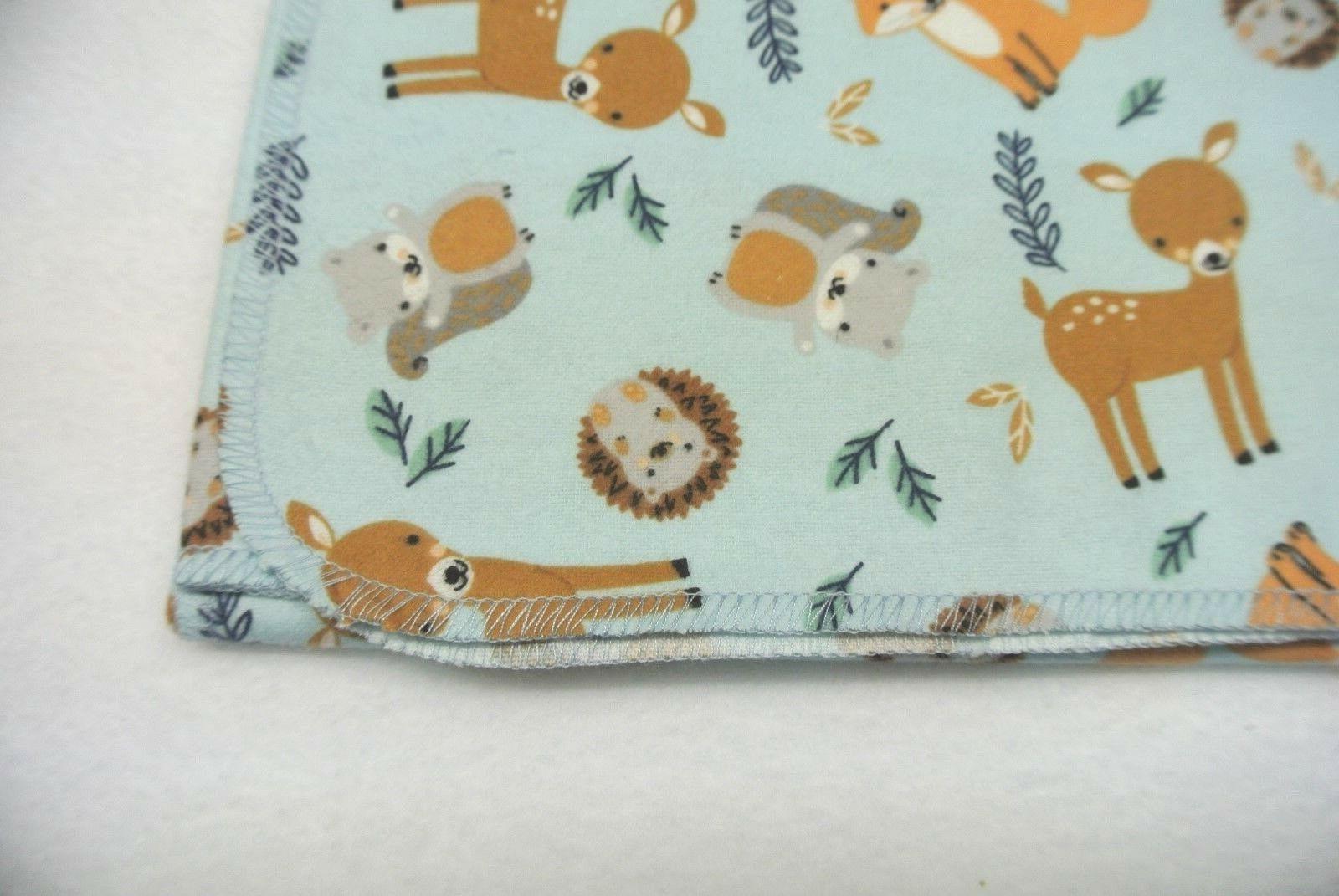 Baby Blanket Deer Hedgehogs Be